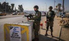 إصابة مواطنين بمواجهات في نابلس