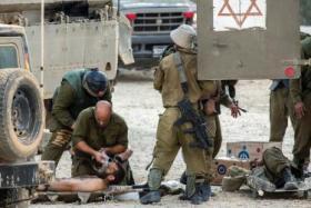 إصابة جندي إسرائيلي أثناء مداهمة في بيت لحم