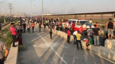 شهيد و15 إصابة برصاص الاحتلال في تظاهرة عند معبر بيت حانون