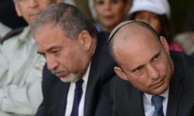 نتنياهو يعلق على خلاف بينيت وليبرمان