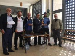 نادي اسلامي بيت لحم يكرم الفائزين في اسبوعه الرياضي الثقافي التاسع
