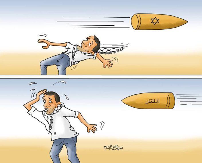 كاريكاتير : اسماعيل البزم