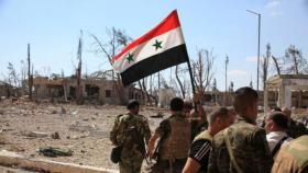 الجيش السوري يستعيد مواقع من داعش في السويداء