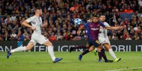 مباراة إنتر ضد برشلونة.. عقدة إيطالية في انتظار رفاق ميسي