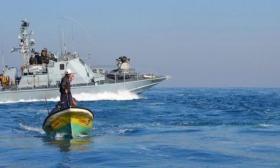 بحرية الاحتلال يعتقل 3 صيادين شمال قطاع غزة