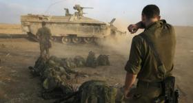 مناورات إسرائيلية مفاجئة في غلاف غزة وبعض مستوطنات الضفة
