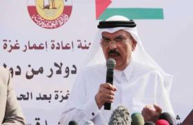 العمادي: لو كنت مؤيدا لحماس لما سمح لي بالدخول لقطاع غزة وفي سيارتي 15 مليون