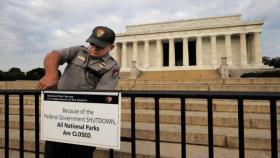 إغلاق الإدارات الفيدرالية الأمريكية أصبح الأطول في تاريخ الولايات المتحدة