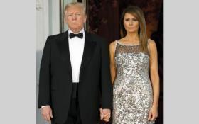 ترامب يتجاهلُ ميلانيا في عيد زواجهما بطريقة غريبة!