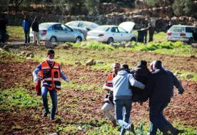 استشهاد شاب من سلواد برصاص الاحتلال