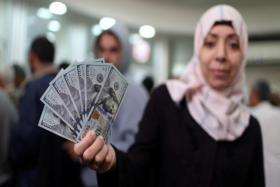 صحيفة عبرية تكشف موعد نقل أموال المنحة القطرية إلى غزة