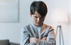 الشعور بالإحباط يفيد طفلك لهذه الأسباب