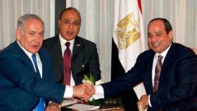 """السيسي العلاقات بين """"مصر وإسرائيل"""" هي الأمتن منذ بدئها"""