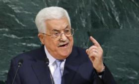 الرئيس عباس: لن نستمر بدفع 96 مليون شهريا ولن أنهي حياتي خائنا
