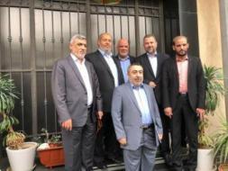 النونو: وفد من قيادة حماس يزور القاهرة قريبًا وعلاقتنا بمصر تتطور
