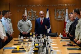 """""""الكابينيت"""" يجتمع الأربعاء لمناقشة التوتر مع غزة"""