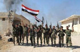 32 قتيلاً بهجمات مضادة لداعش شرق سوريا
