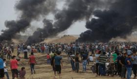 اجتماع هام لهيئة مسيرات العودة في غزة