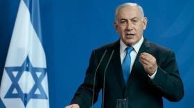 """نتنياهو : """"إسرائيل"""" تعترف بغوايدو رئيسا لفنزويلا"""