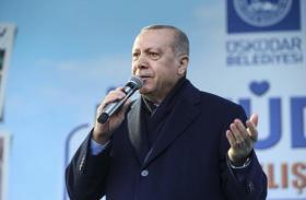 أردوغان: المناطق الآمنة في سوريا بهدف عودة اللاجئين