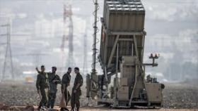 نشر القبة الحديدية في مدينة بئر السبع المحتلة (شاهد)