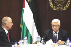 حكومة الوفاق تُقدم استقالتها رسمياً للرئيس عباس