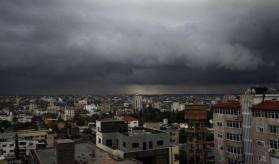 طقس فلسطين غدا الخميس وتطورات المنخفض الجوي هذه الليلة