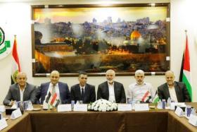 الشرق الأوسط: القاهرة تقنع الفصائل الفلسطينية بتهدئة الموقف ميدانياً
