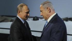 نتنياهو يلغي اجتماعه مع بوتين