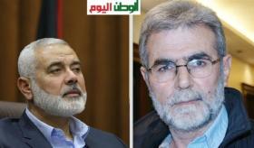 خلافات بين حماس والجهاد بشأن مسيرات العودة وهنية لن يشارك باجتماعات موسكو