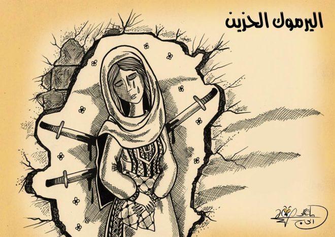 كاريكاتير - ماهر الحاج