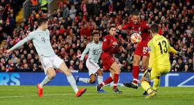 ذكريات 81 تطارد بايرن ميونخ ضد ليفربول في دوري أبطال أوروبا