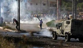 إصابات في مواجهات مع الاحتلال في قرية المغير