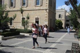 قرار بإخلاء جامعة بيرزيت على وجه السرعة حتى إشعار آخر
