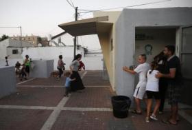 """""""والا"""" تكشف: إسرائيل تخشى من حرب صاروخية مع حزب الله وحماس"""