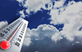 طقس اليوم : انخفاض وأمطار معظمها على الشمال