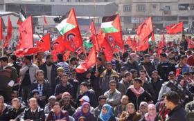 الجبهة الديمقراطية تستنكر قمع التظاهرات السلمية في غزة