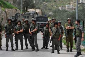 استشهاد فلسطيني على حاجز إسرائيلي في غور الأردن