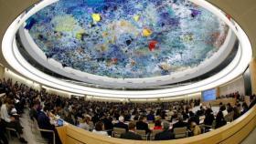 مجلس حقوق الإنسان يدين استخدام إسرائيل القوة المميتة ضد المتظاهرين بغزة