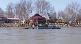 مصرع 70 شخصا جراء انقلاب عبارة في نهر دجلة بالعراق