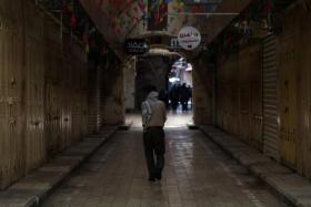 الإضراب يعم بيت لحم احتجاجاً على جرائم الاحتلال