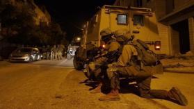 شاهد| اشتباك مسلح بين قوات الاحتلال ومنفذ عملية أرئيل