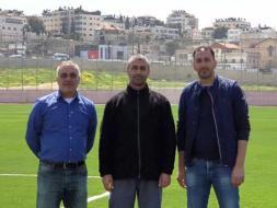 تشكيل لجان بطولة القدس الدولية لكرة القدم