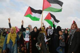 """هكذا قرأ """"الإسرائيليون"""" الذكرى السنوية الأولى لـ """"مسيرات العودة"""""""
