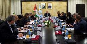 الحكومة تدين عدوان الاحتلال المتواصل على قطاع غزة