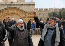 دعوات لشد الرحال الى المسجد الأقصى لمساندة المبعدين اليوم