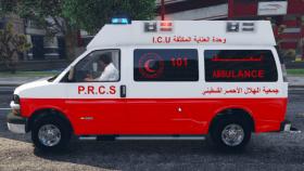 إصابة طفل بجراح خطيرة في حادث سير شمال غزة