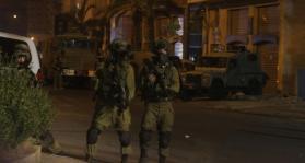 جيش الاحتلال يعتقل شابين من جنين