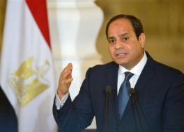 السيسي: الجهود المصرية تتركز مؤخرًا لاحتواء الأوضاع في غزة وتخفيف المعاناة على سكانها