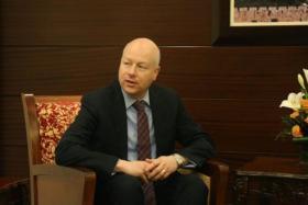 """غرينبلات يكشف حقيقة منح """"صفقة القرن"""" أراضي في سيناء لغزة"""